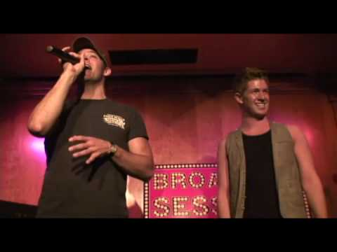 Bobby Cronin and Eric Michael Krop-Make You Mine (Broadway Sessions 7/28/09)