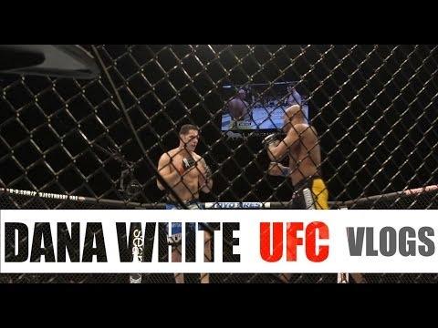 Dana White UFC 169 vlog EP 1