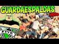 NUEVO MOD !! GUARDAESPALDAS LOCOS EN GTA V !! GTA 5 MOD Makiman