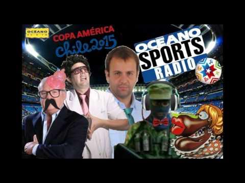 Océano Sports Radio 17/06/2015