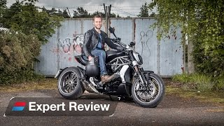 2016 Ducati XDiavel bike review