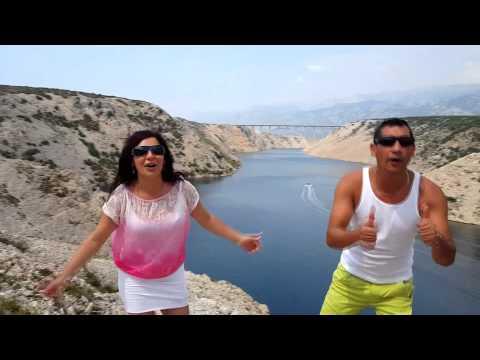 Csimszi Rudolf & Mónika - Buli Van A Szigeten 2015 ( Official Video )