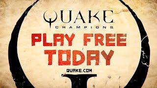 Quake Champions - Free To Play Trailer