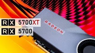 AMD Radeon RX 5700XT & RX 5700 EXPLAINED - Navi 10 Arrives!