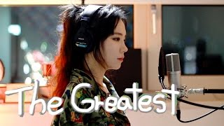 Download Lagu Sia - The Greatest ( cover by J.Fla ) Gratis STAFABAND