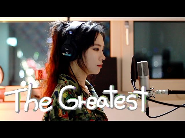 Sia - The Greatest  cover by J.Fla