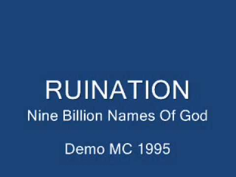 the nine billion names of god pdf