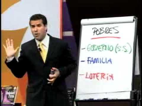 2/4 - Marco Antonio Regil - Como predecir tu futuro financiero.