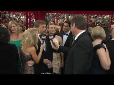 KTLA: Quentin Tarantino & Some Inglourious Basterds, Red Carpet 2010