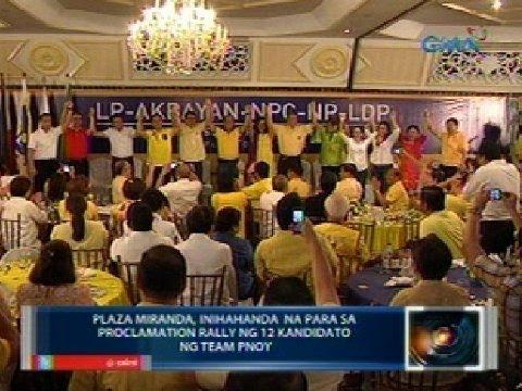Saksi: Mga partido't kandidato, todo-handa na sa pagsisimula ng campaign period