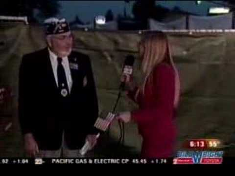 Christina Loren Interviews Local Veterans
