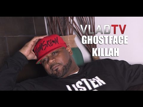 """""""I Thought He Was Me!"""" Ghostface Killah Admits Thinking Action Bronson's Scratchy """"Blackcent"""" Was His [Video]"""