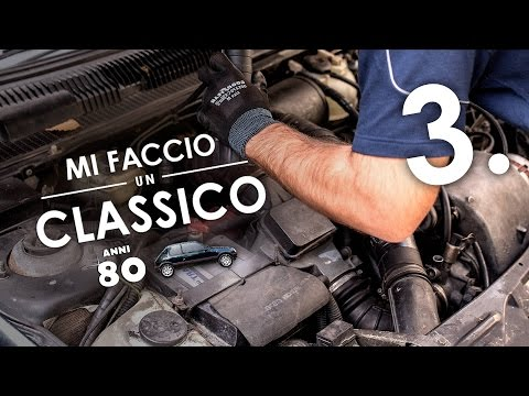 Peugeot 205 GTI | Eccola prima del restauro (con tutti i suoi difetti) #MIFACCIOUNCLASSICO [3/5]