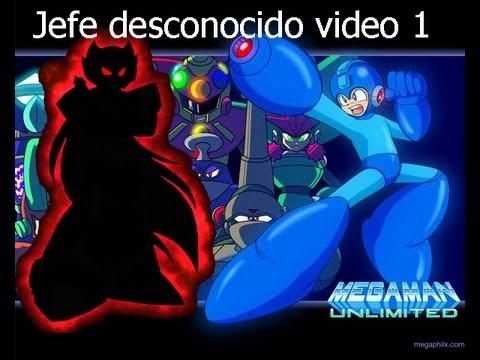 Zero Megaman Unlimited Megaman Unlimited vs Jefe