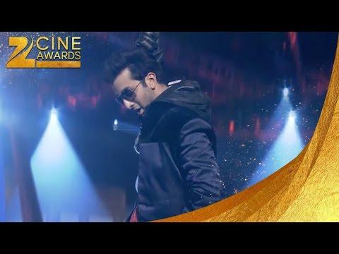 Zee Cine Awards 2012 ranbir Kapoor's Dance Performance