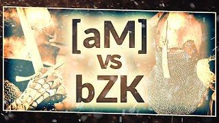 aM vs bZK - DOS CLANES PROS! HEARTT, MBL, RIUT, NICOV, F1RE
