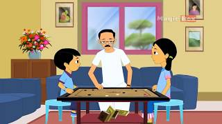 Ayyam Ittu Unn - Avvaiyar Aathichchudi Kathaigal - Animated / Cartoon Stories For Kids