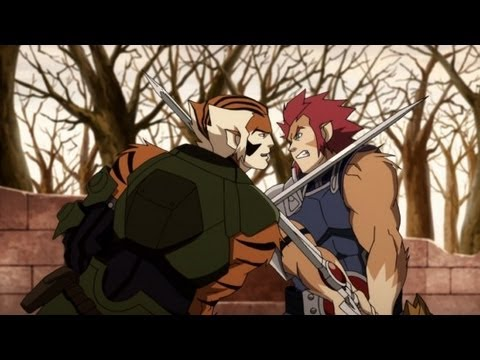 Thundercats Final Episode on Thundercats Episode 13 Review