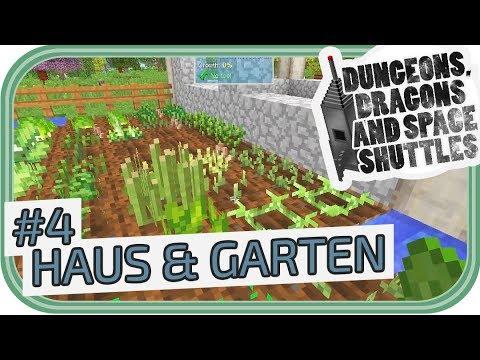 Mein Haus, mein Garten - #4 DD&SS - Chigo - Minecraft - Deutsch