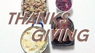 Thanksgiving | gotcathy