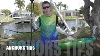 Anchor Types & Tips For Kayakers