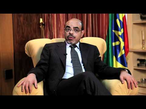 African Human Development Report - Meles Zenawi Interview for the African Human Development Report