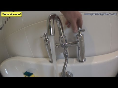 0 HOW TO FIT A BATH TAP   Plumbing Tips