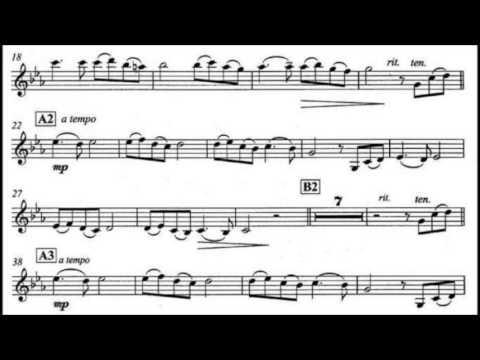 Song from the Secret Garden Violin Sheet Music
