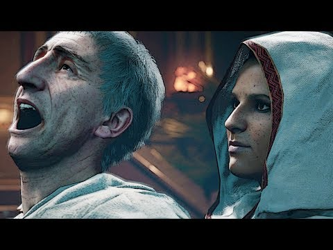 OYUN SONU - Assassin's Creed Origins
