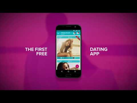 Free Dating & Flirt Chat - Choice of Love APK Cover