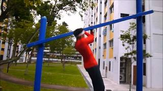 Singapore Ninja Warrior (Muhammad Firdaus)