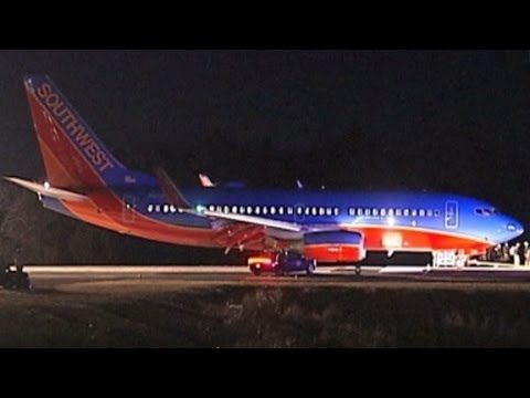 Ooops! Plane lands at wrong airport