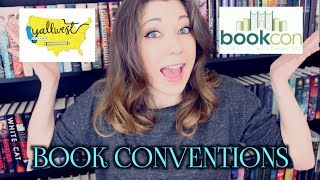 BOOK CONVENTIONS OF 2015