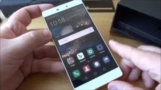 Huawei P8: Video Unboxing e prime Impressioni device Huawei P8