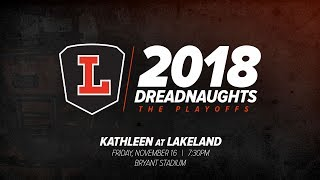 Edgewater at Lakeland - The 2018 State Semifinals