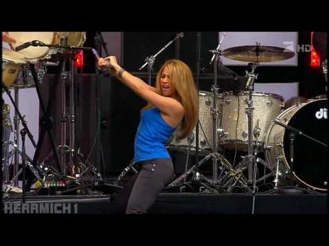 Shakira Live Earth HDTV 1080p (FullHD)