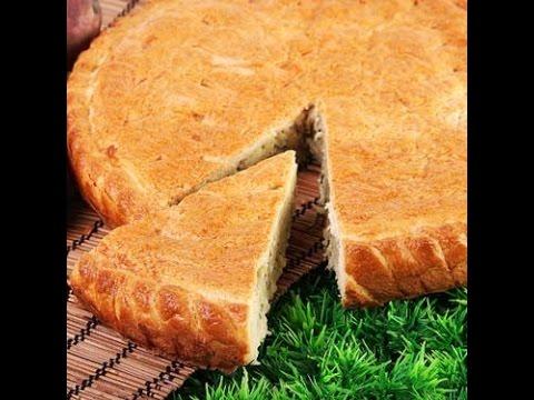 Пироги домашние по бабушкиным рецептам! Тесто для пирогов с любой начинкой!