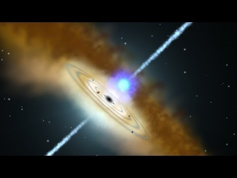NASA | X-ray 'Echoes' Probe Habitat of Monster Black Hole