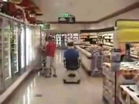 Tourettes Guy At The Grocery Store video