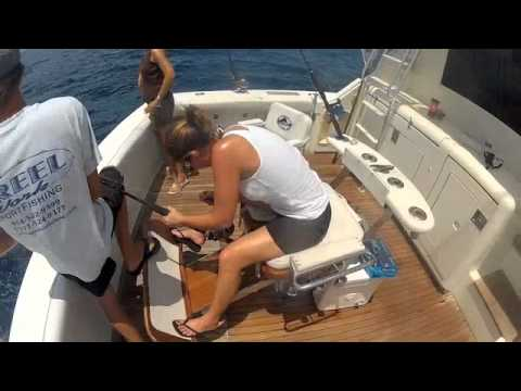 High Hook Fishing Charters LLC, Fort Lauderdale FL 6/17/12 Almaco Jack
