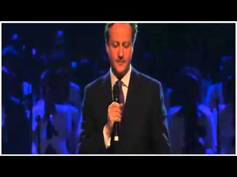 Britain Is A Christian Country - David Cameron