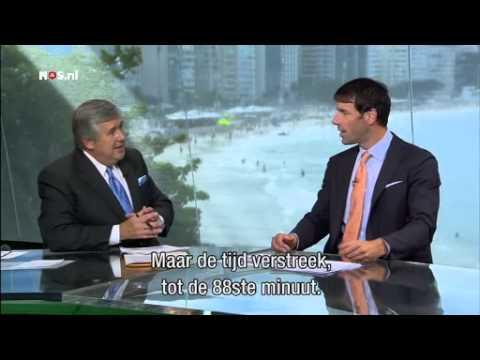 Van Nistelrooij: het was alles of niets | WK Voetbal 2014