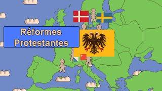 Histoire de l'Europe #1 - Les réformes protestantes