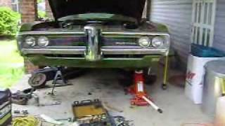 1968 Pontiac Catalina Drum To Disc Brake Conversion Part 06