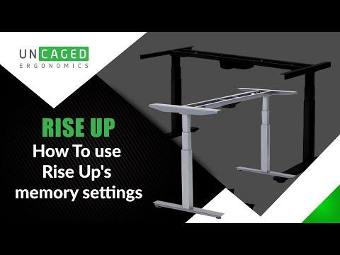 Rise Up Memory Memory Control Setting