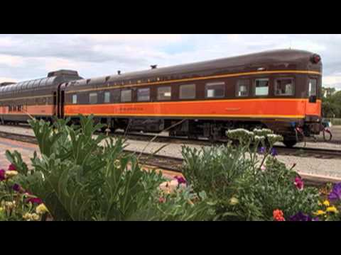 Pullman Rail Journeys - An Introduction