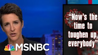 Ignorance Among Our Nation's Leaders Is Not A Lonely Condition | Rachel Maddow | MSNBC