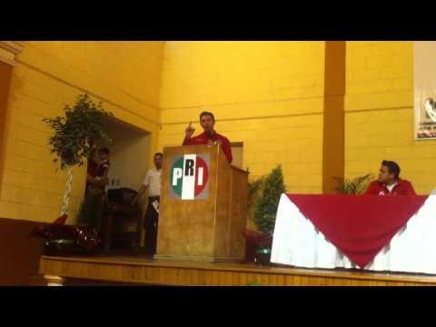 Toma de protesta Vanguardia Juvenil Agrarista Parral