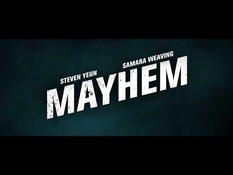MAYHEM Official Trailer (2017) Steven Yeun, Joe Lynch Crazy Movie HD