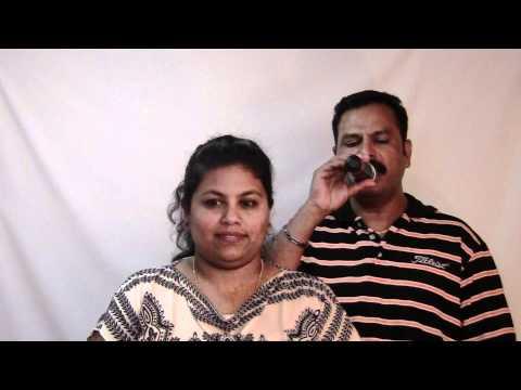 Nazar Ke Samne sung by Laxman and Manju Naidu